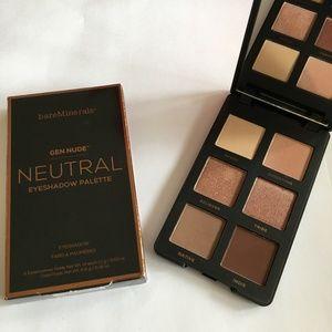 bareMinerals Gen Nude Neutral Eyeshadow Palette